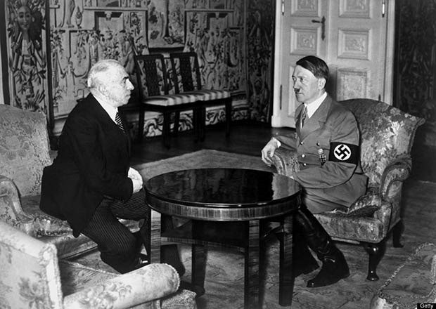 14. Adolf Hitler