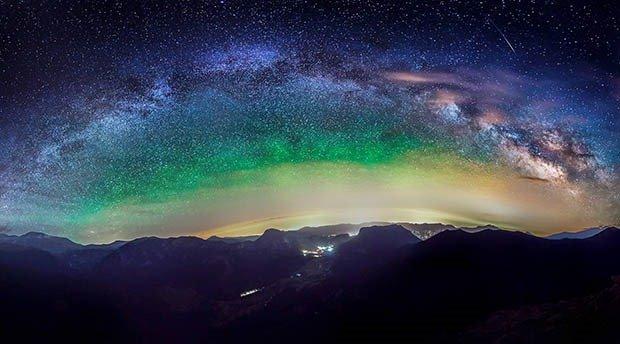 15. Milky Way