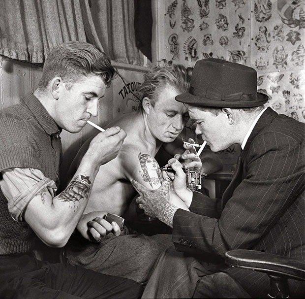 16. Tattoo Parlor