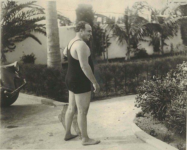 17. Al Capone