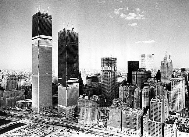 17. New York skyline