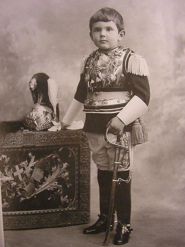 18. Umberto II