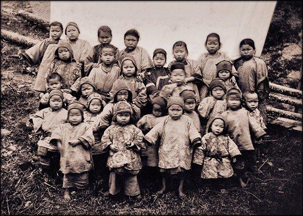 20. Kidnapped children