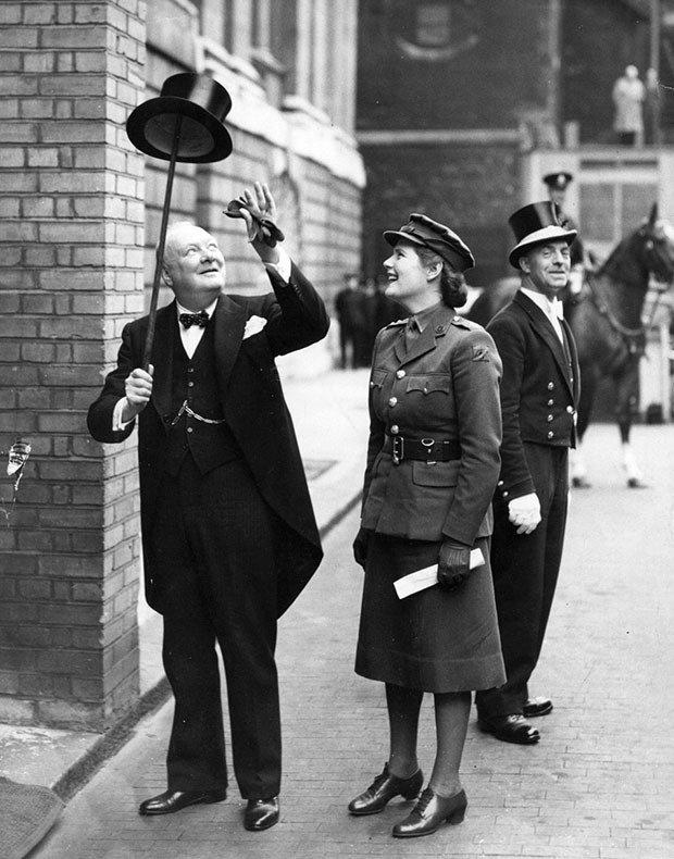 22. Winston Churchill