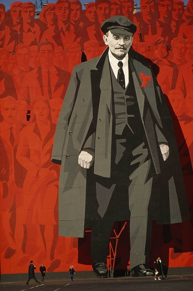 24. Leningrad