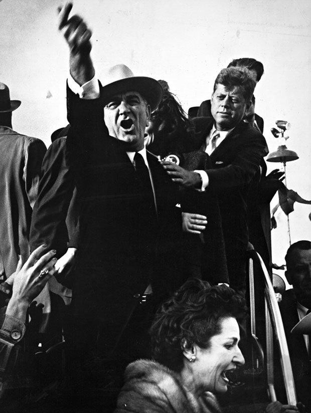 25. Lyndon B. Johnson