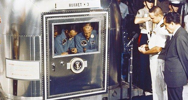 Astronaut quarantine