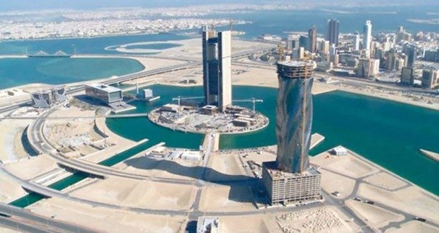 Bahrain royal lands