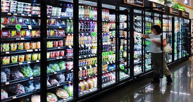 Refrigerated food