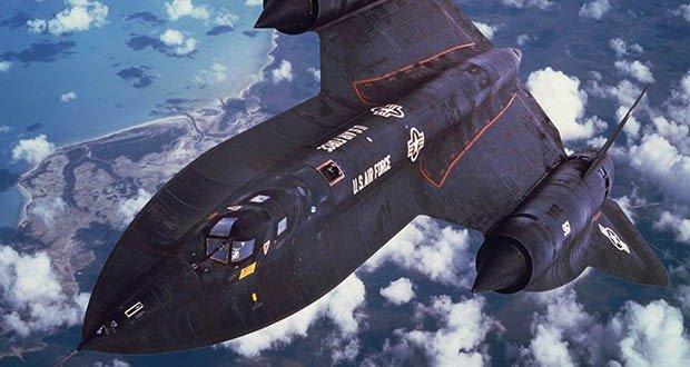 SR-71 Blackbird 2