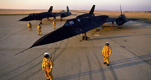 SR-71 Blackbird 3