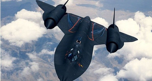 SR-71 Blackbird 5