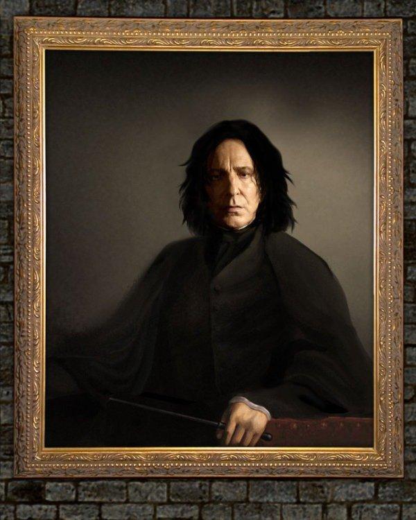 Snapes Potrait