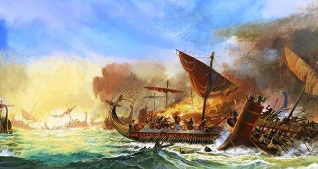 The Battle at Aegos Potamoi