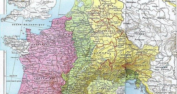 The Treaty of Verdun