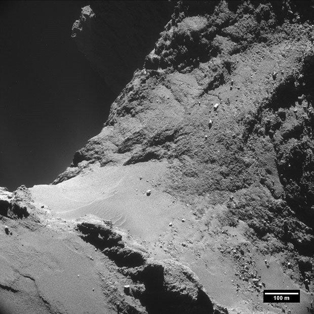 05. Comet Dunes