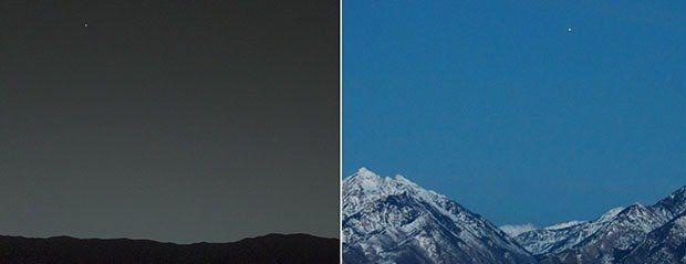 06. Earth from Mars and Mars from Earth