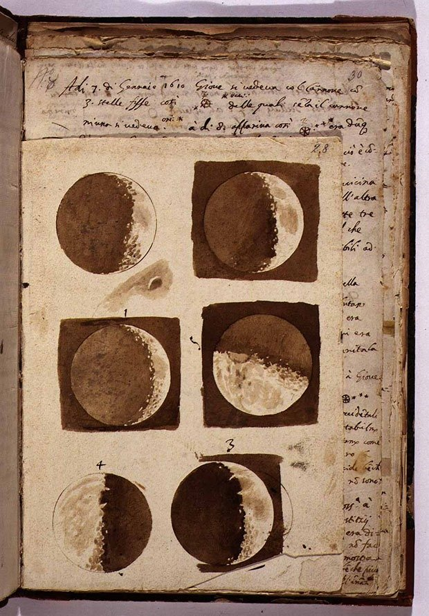 09. Galileo's drawings