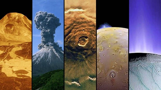 09. Volcanoes on Five Worlds
