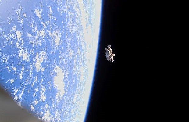 11. Spacesuit