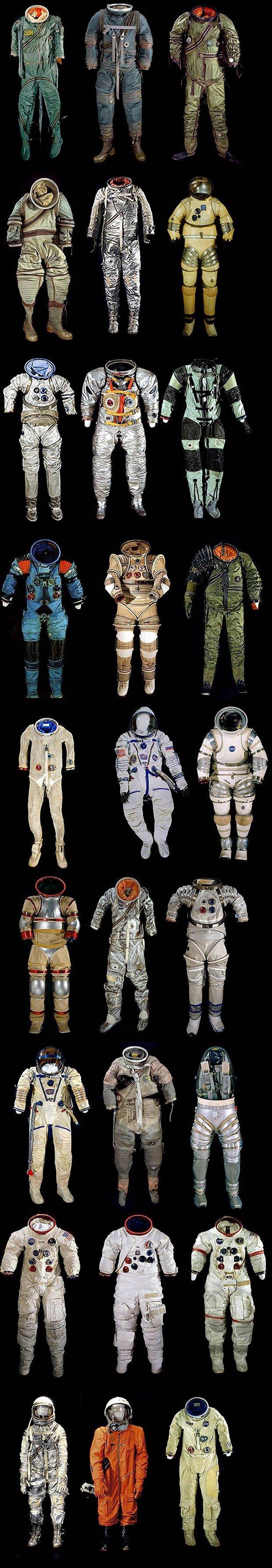 14. SpaceSuits