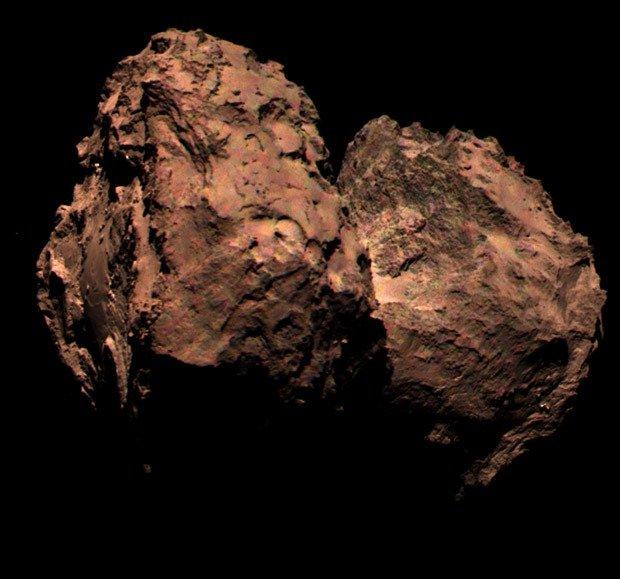 22. Comet 67P