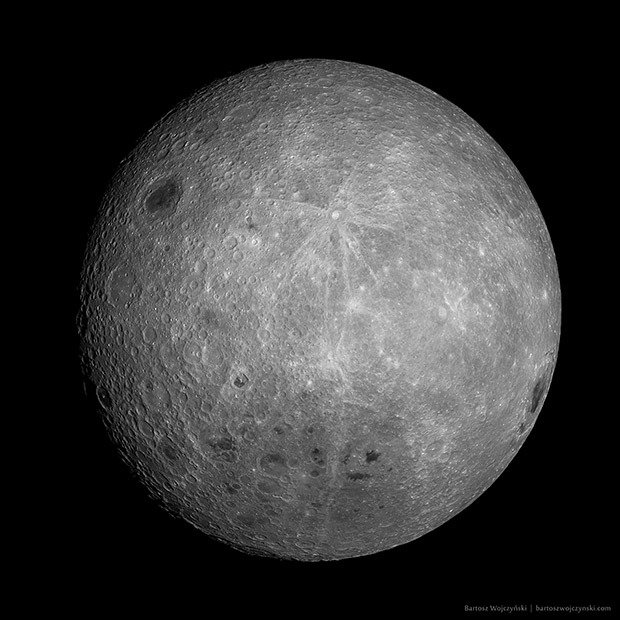 23. Far side of the moon