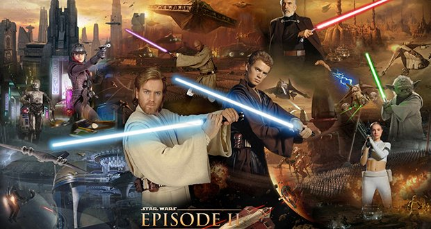 Image result for star wars episode ii attack of the clones