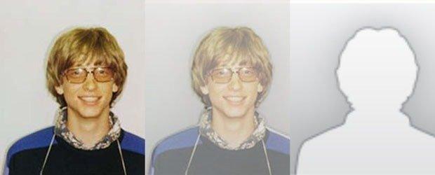 Bill Gates' mug shot