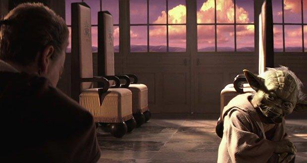 CGI Yoda