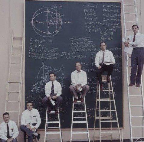 NASA Engineers