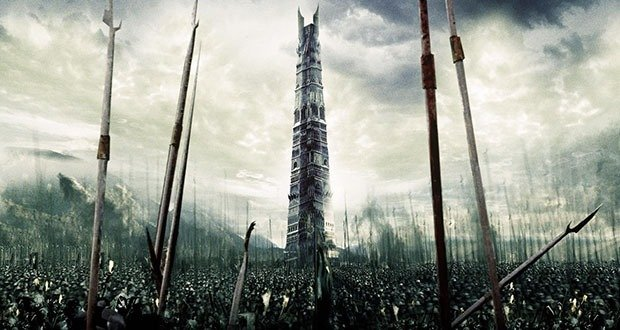 Orthanc tower