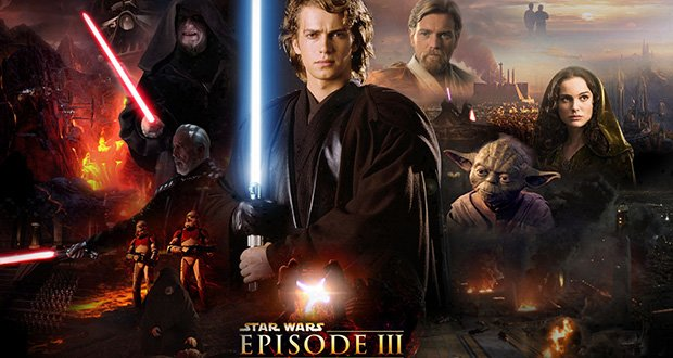 25 Interesting Facts About Star Wars Episode Iii Revenge Of The Sith 2005 Kickassfacts Com