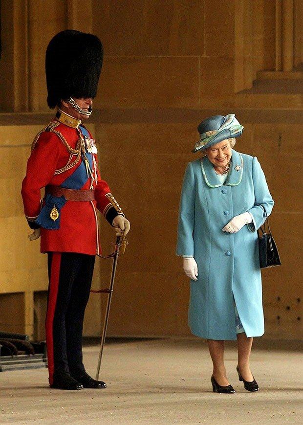 01. Her Majesty