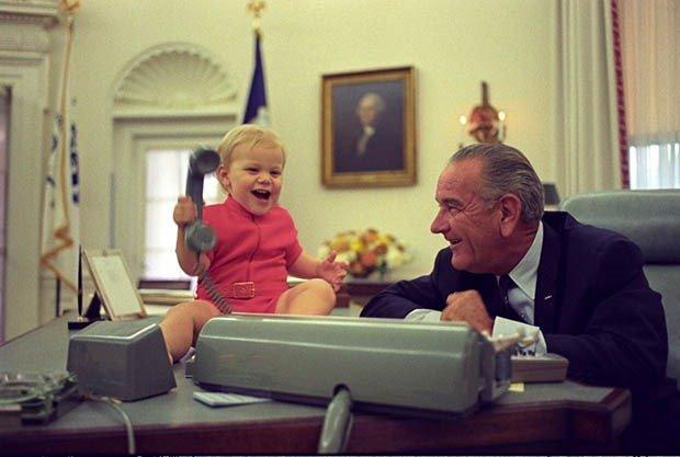 01. Lyndon B. Johnson