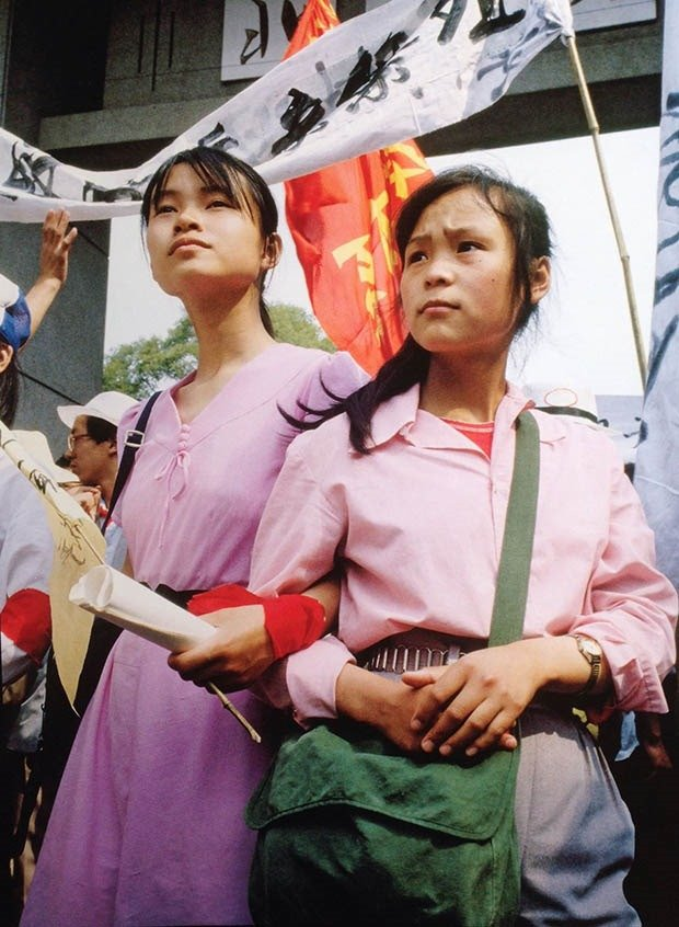 01. Protestors