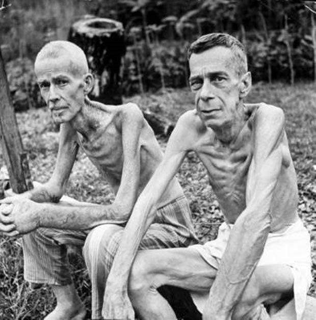 02. Emaciated Americans