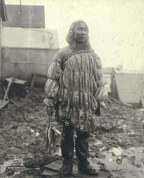 02. Inuit man