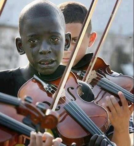 04. Playing Violin
