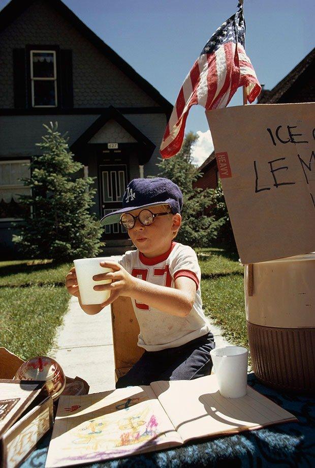 04. Selling Lemonade