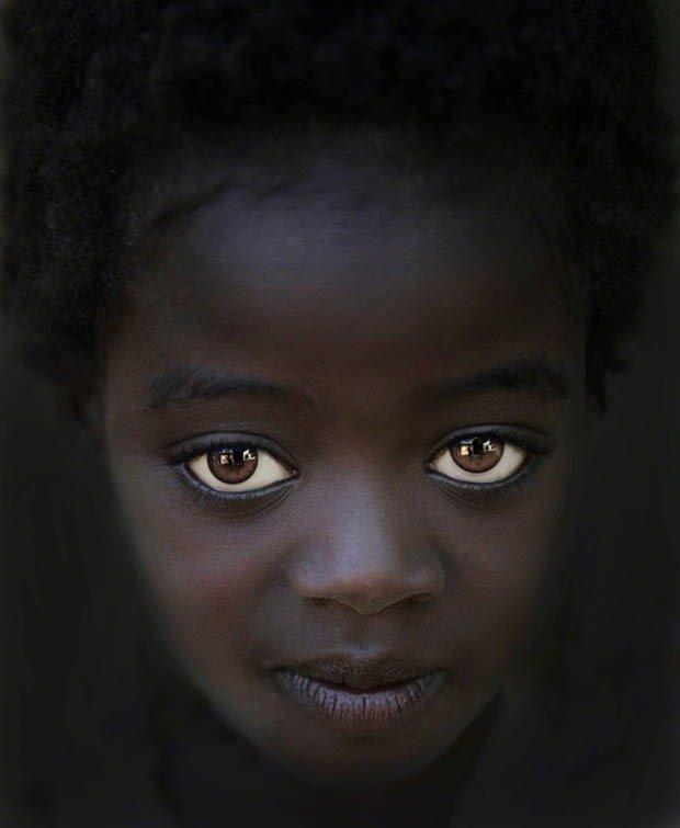 06. Girl from Kara tribe