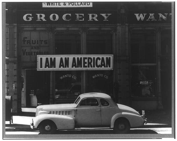 07. I am an American