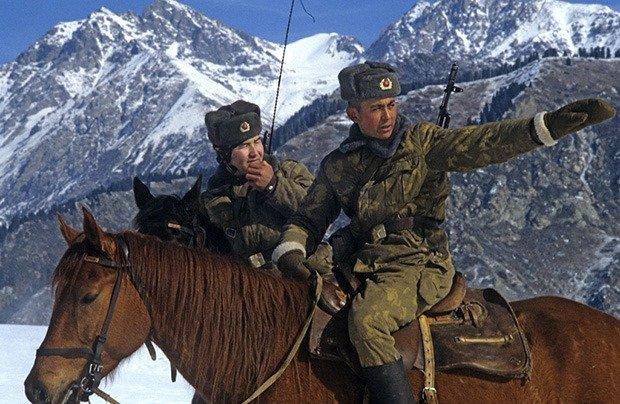 07. USSR-China border