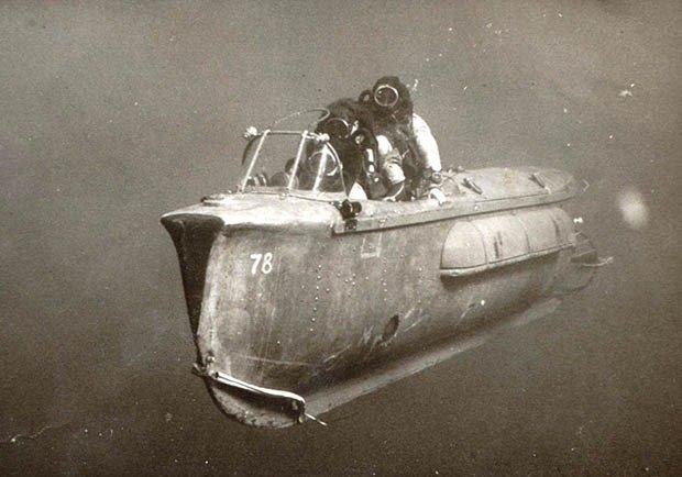 07. Underwater vehicle