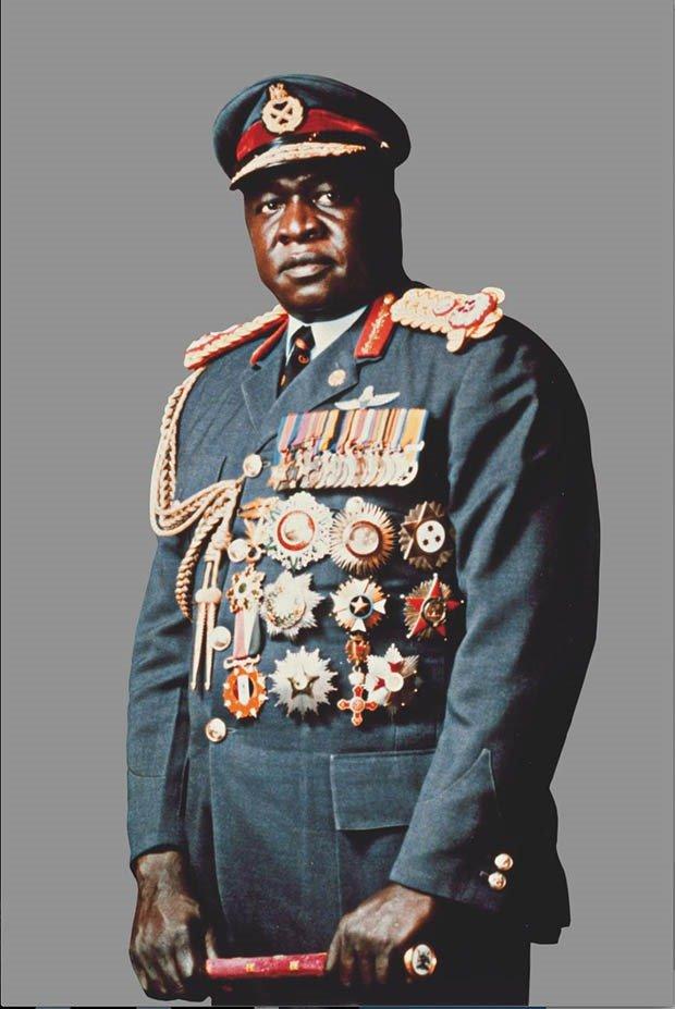 08. Al Hadji Doctor Idi Amin