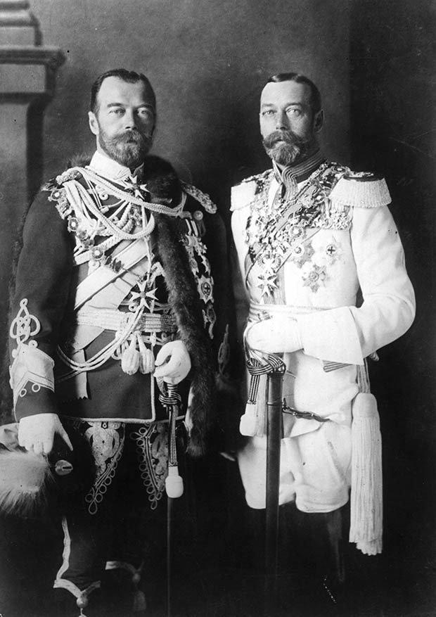 08. Royal Cousins
