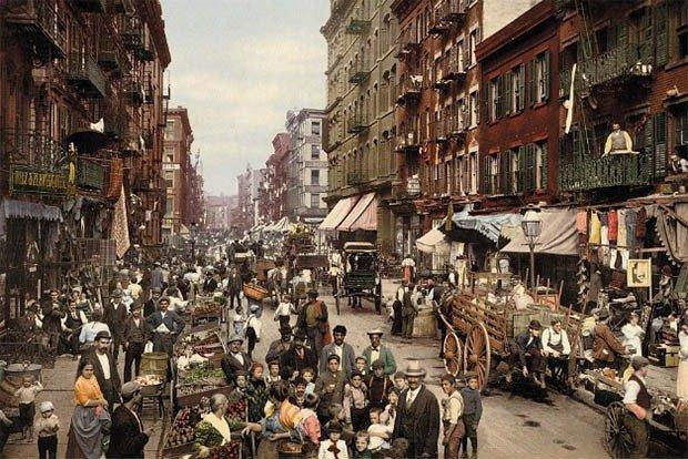 09. Lower East Side