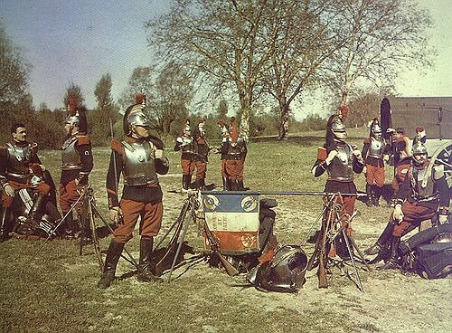 10. French Cuirassiers