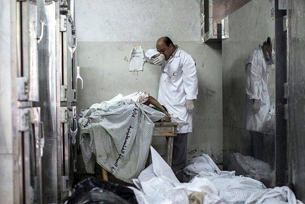 10. Palestinian doctor