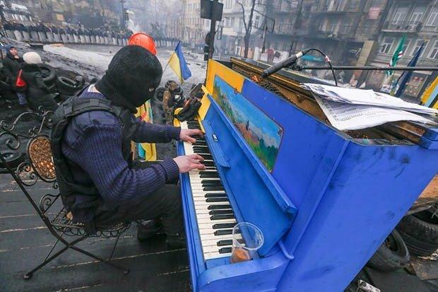 10. Playing Piano